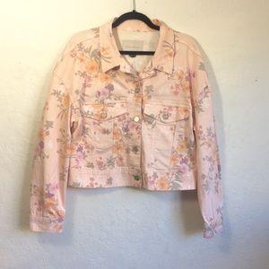 Sanctuary Garden Girl Retro Denim Jacket XL